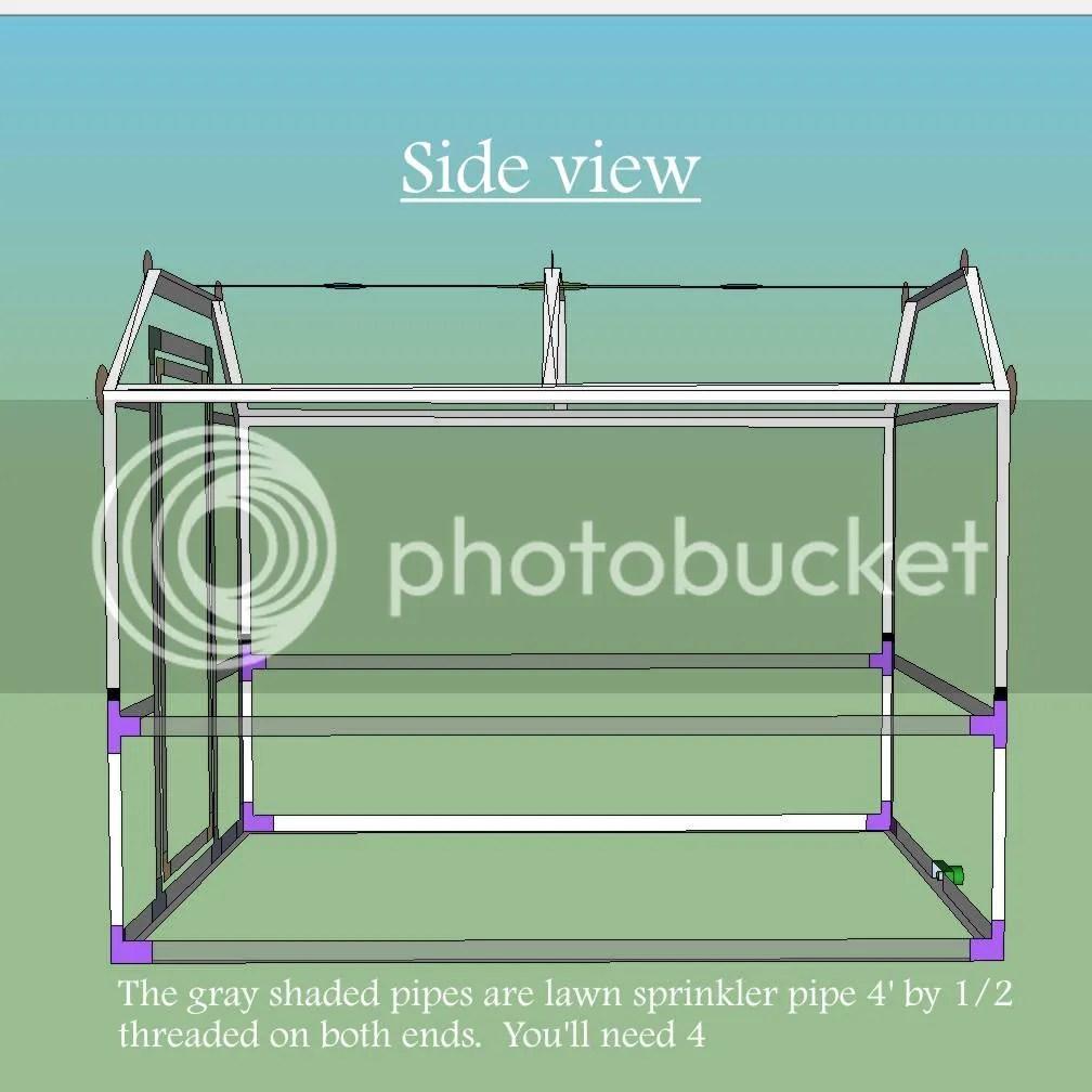 Pvc Reptile Cage Plans