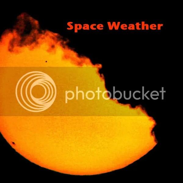 Space Weather album cover