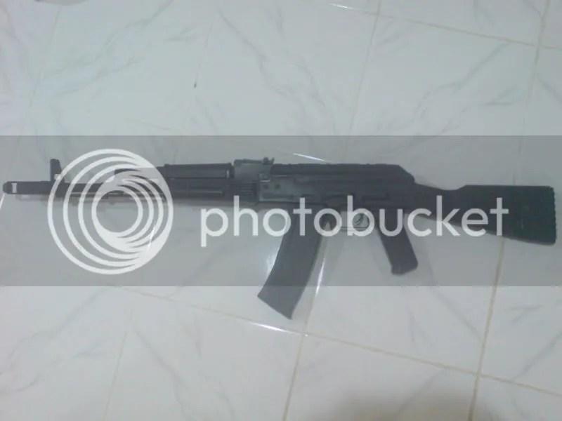Jual airsoft murah AK-74