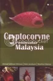 Cryptocoryne of Peninsular Malaysia