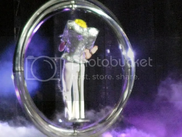 Lady Gaga,The Greyest Ghost,Monster Ball,The Fame