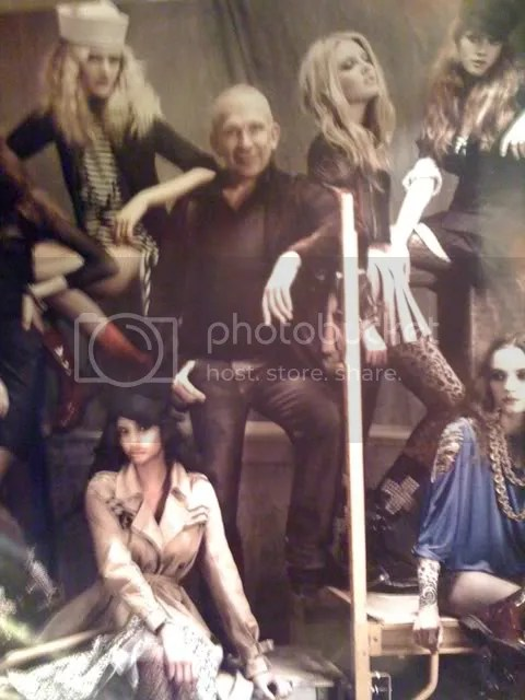 Jean Paul Gaultier,The Greyest Ghost
