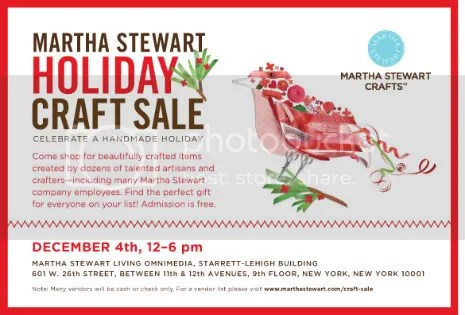 martha stewart,holiday craft sale,the greyest ghost