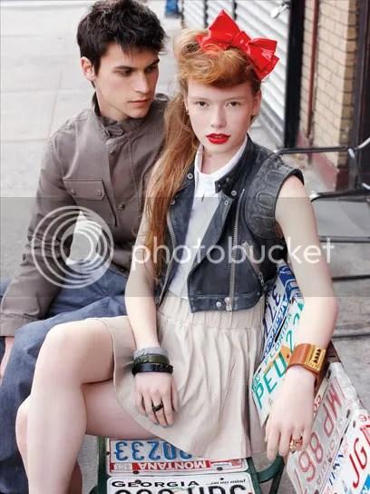Teen Vogue,The Greyest Ghost