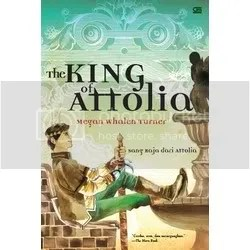 The King of Attolia (megan Whalen Turner)