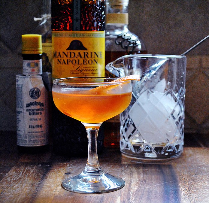 Recipe for Spiced Almond Cocktail