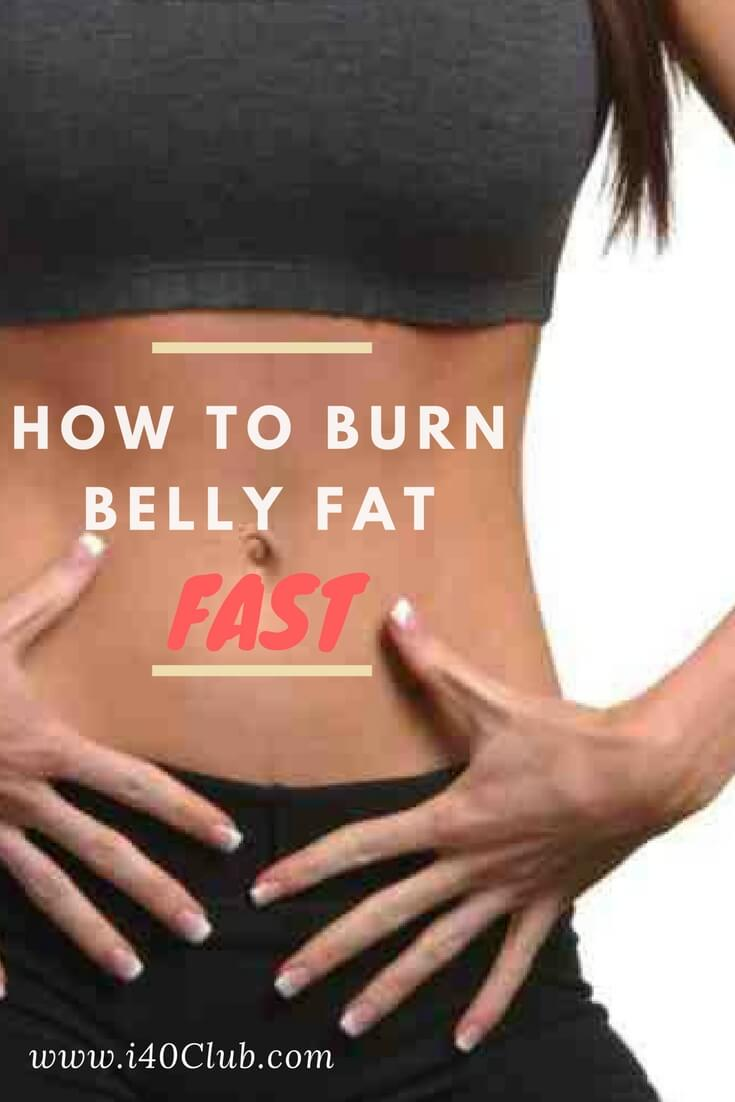 How to Burn Belly Fat Fast