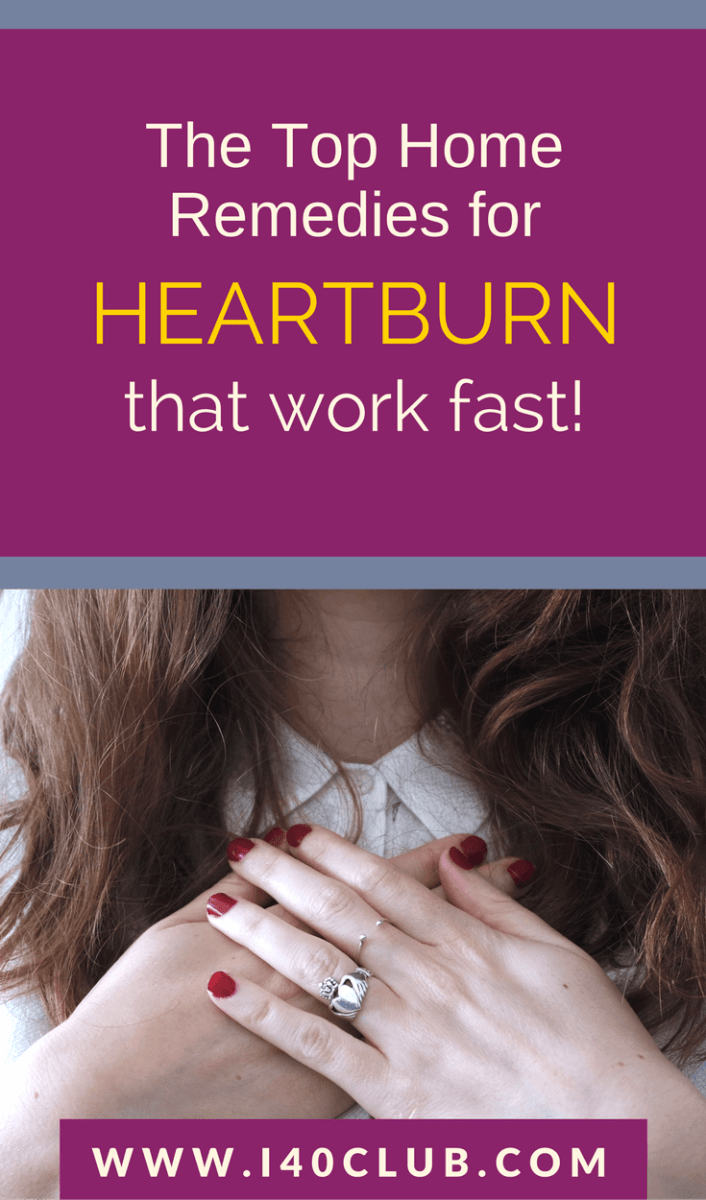 The Top Home Remedies for Heartburn That Work Fast