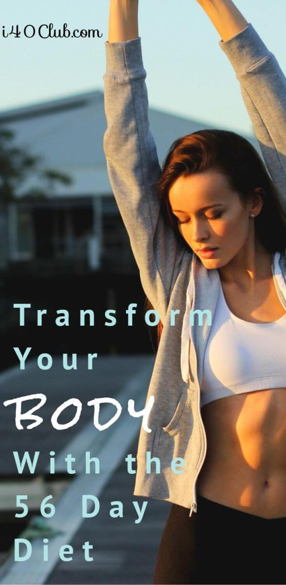 Transform Your Body with the 56 Day Diet