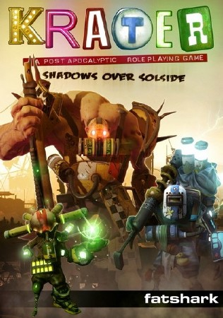 Krater: Shadows over Solside - Collector's Edition (2012/ENG/Steam-Rip от R. G. Origins)