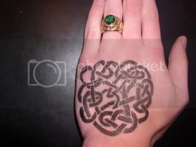 celtic scottish tattoos