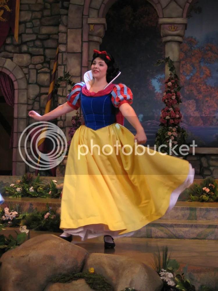 Disney Snow White Bunny