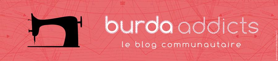 bannière blog burda addicts communauté couture patron magazine sewing pattern