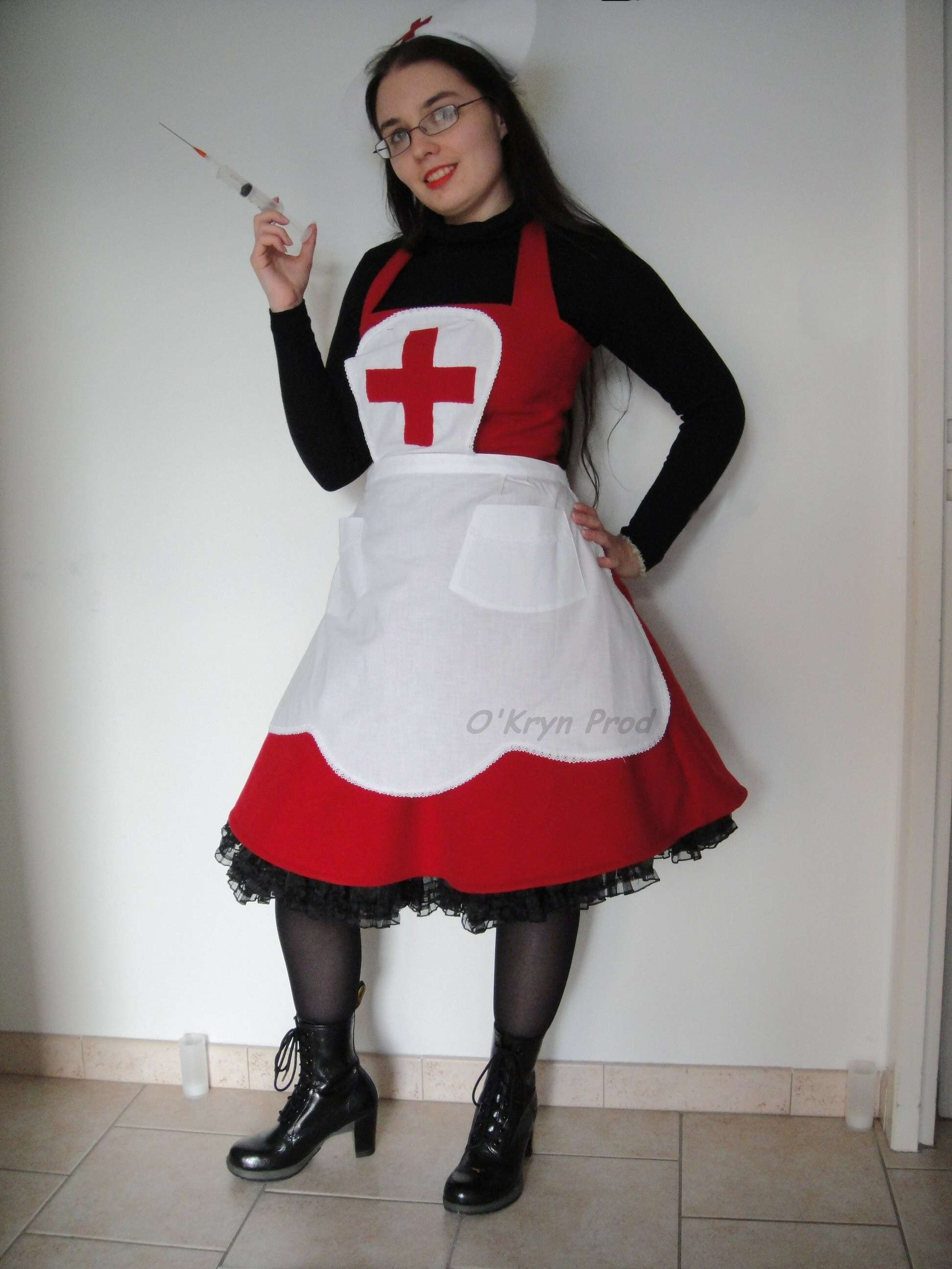 halloween nurse