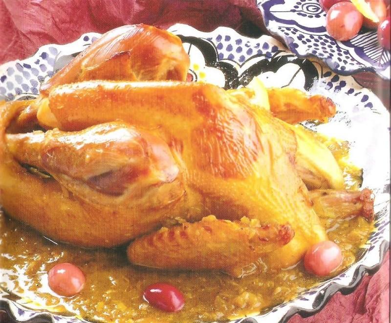 Poulet au safran comment cuisiner de d licieuse recette - Comment cuisiner des pilons de poulet ...