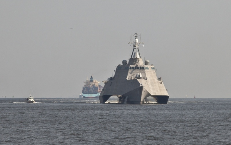 USS Independence (Littoral Combat Ship) LCS-2