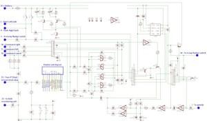 Flasher relay circuit wiring diagram