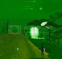 Alien city raid nearby a recent mission entrance.