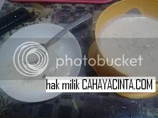 sup cendawan wajin sebagai pembuka selera baru turun dari periuk sudha ada yang sambar masuk dalam piring jilat lagi..