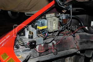 MFI layout and engine electricals?