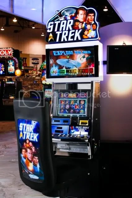 Star Trek slots RULE!!!!