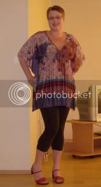 Tunika och leggings från Zara