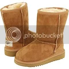 UGG Toddler Classic Sheepskin Boots