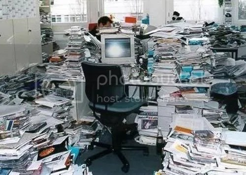 piles of paper Pictures, Images and Photos