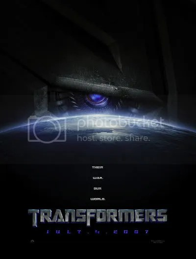 Transformers all-seeing eye