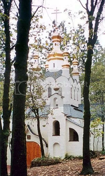 St. Herman\'s Monastery, Platina CA
