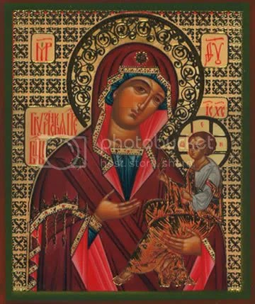 Georgian Theotokos