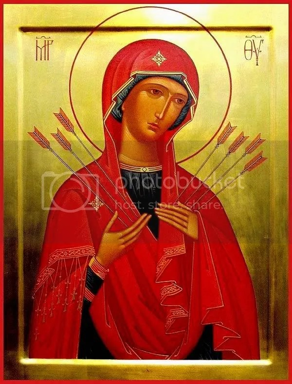 Theotokos Softening of Evil Hearts
