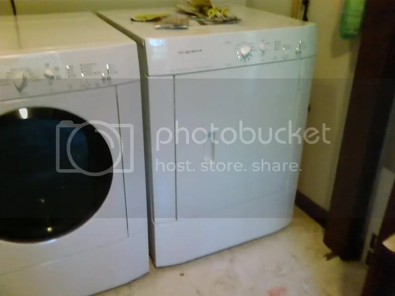 Frigidaire Dryer-LEQ1442ES1