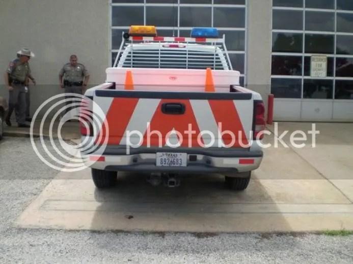 Texas DOT Truck - 2