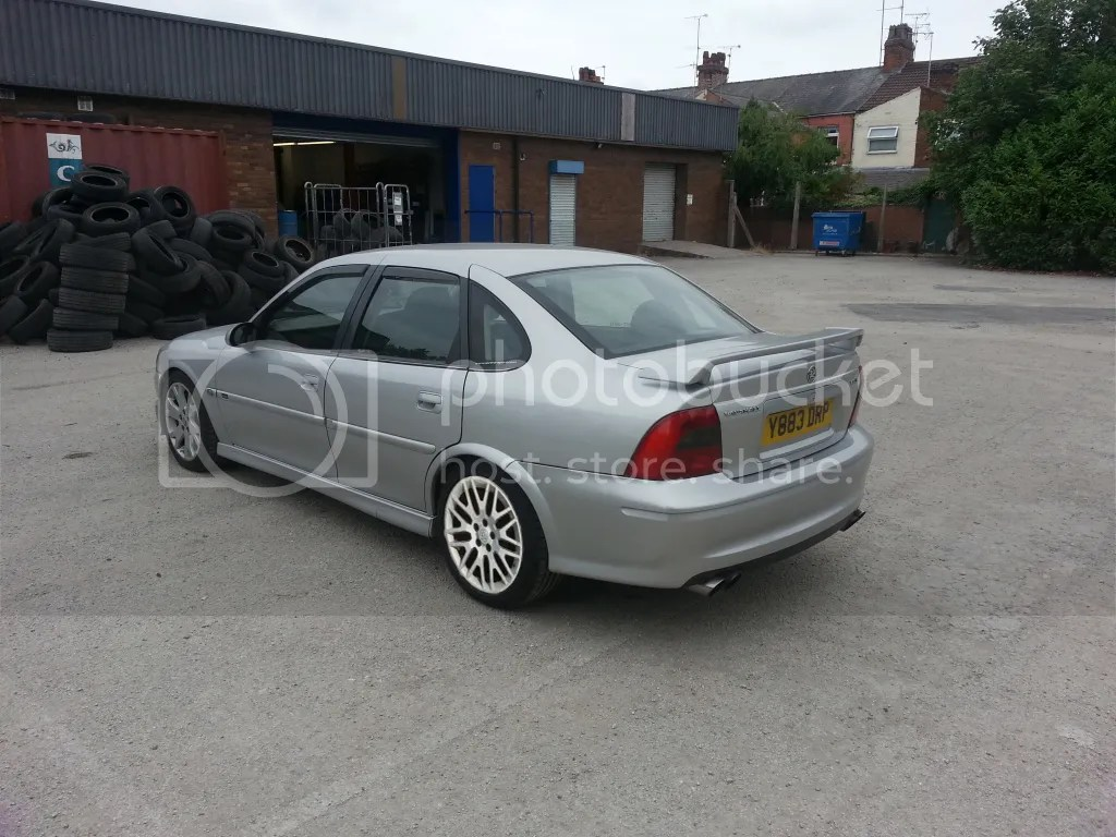 Vectra B Supersport