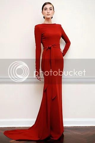 Latters Padded Shoulder Dress