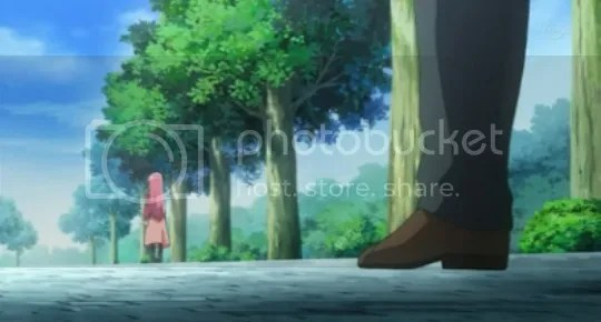 Who could that mysterious person be appearing before Hina!?
