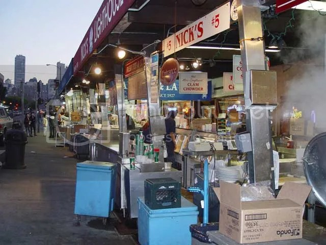 Seafood Restaurants San Francisco Wharf