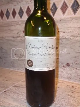 Chateau Roudier, 2003