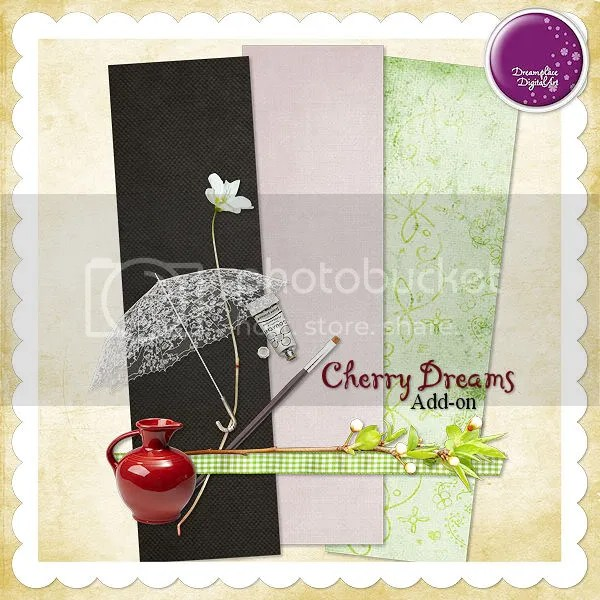 Cherry Dreams Addon