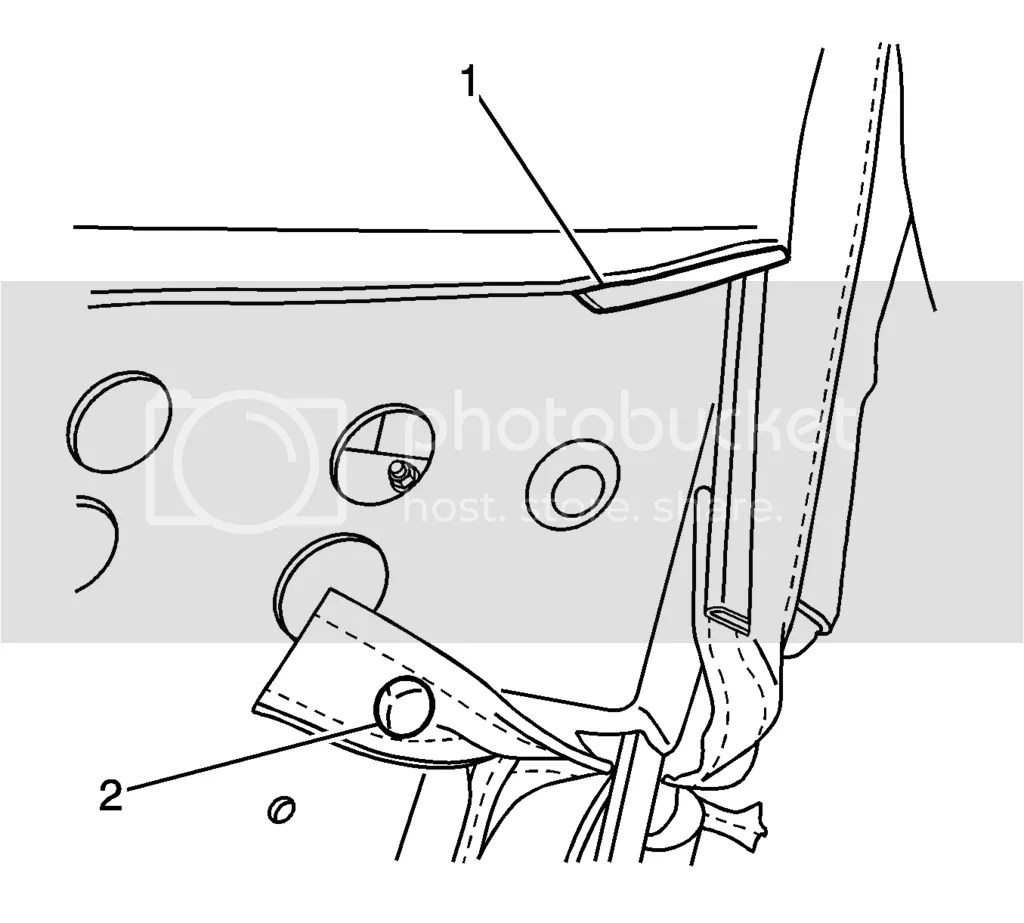 Rear Seat Noise