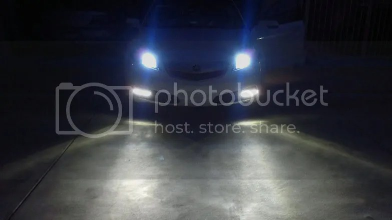 Fog Lights Led Vs Hid