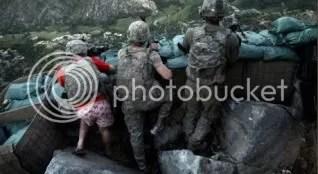 Pink Chaddi Soldier