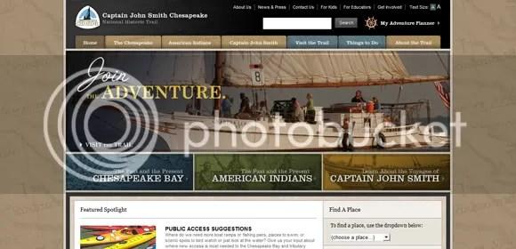 Captain John Smith Chesapeake