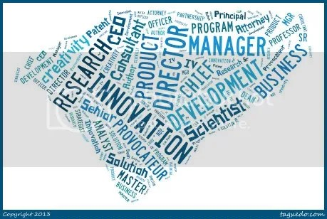Titles of registered Attendees- Innovate Carolina 2013
