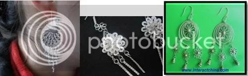 Miao silver jewelry