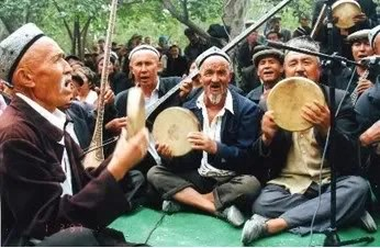 Uyghur Musical Instruments