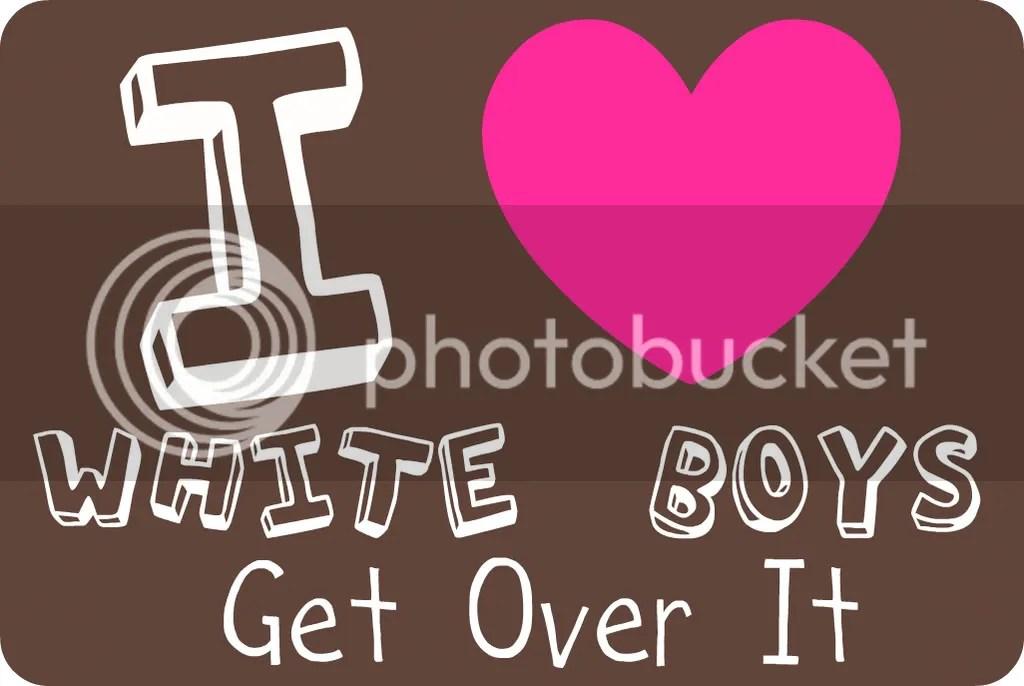 Image result for i heart white boys