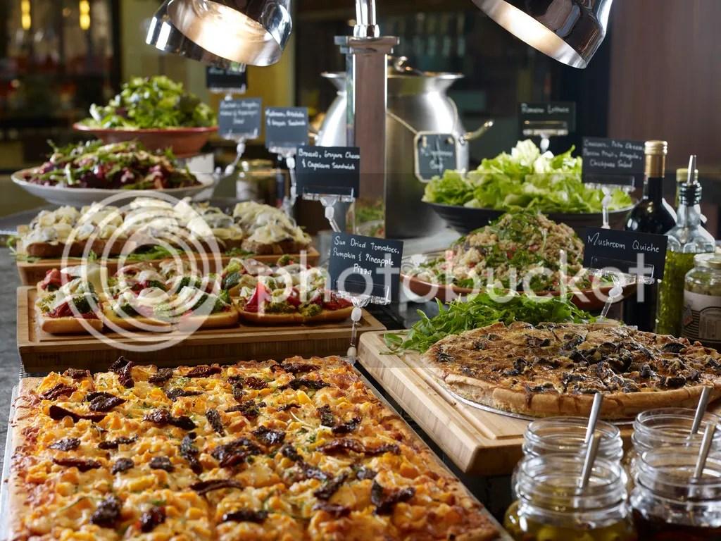 Hotel Jen Tanglin J65 Pizza Buffet