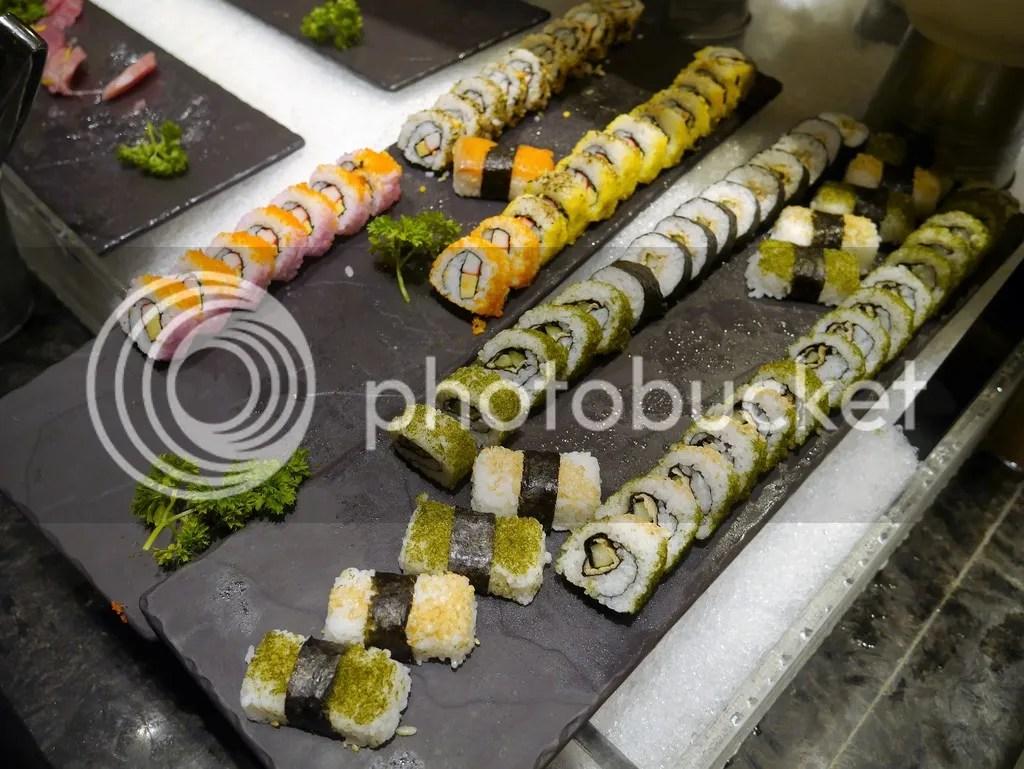 J65 Hotel Jen Tanglin sushi